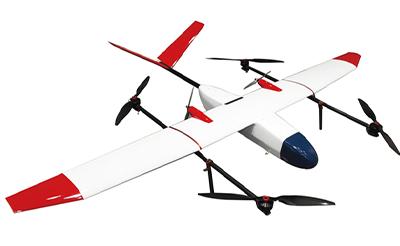 翔宇Ⅱ新型工业级电动固定翼无人机