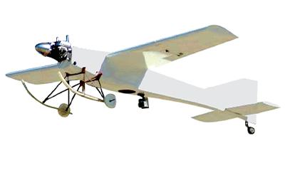 北京大白系列油机型无人机