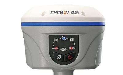 华测X5小型化智能RTK测量系统