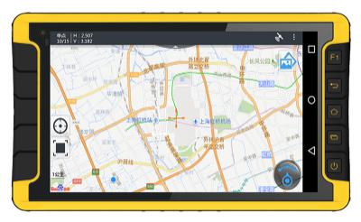 LT600手持GPS平板